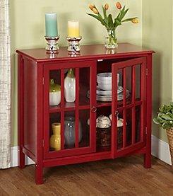 TMS, Inc. Portland 2 Door Cabinet
