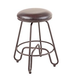 Fashion Bed Group Denver Metal Bar Stool