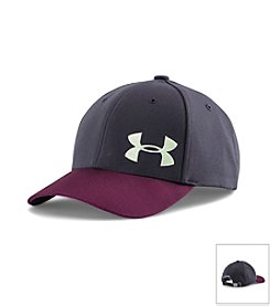 Under Armour® Girls' Big Logo Adjustable Cap