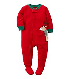 Carter's® Boys' 12M-4T Rickie The Reindeer Sleeper