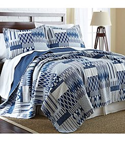 Pacific Coast® Aubrey 3-pc. Reversible Quilt Set
