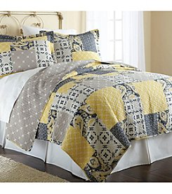 Pacific Coast® Aalia 3-pc. Reversible Quilt Set