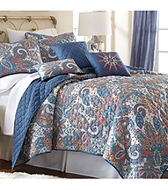 Pacific Coast® Arcadia 6-pc. Quilt Set