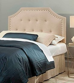 Fashion Bed Group® Avignon Twin Upholstered Headboard with Button Tufting