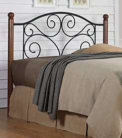 Fashion Bed Group® Doral Metal Headboard