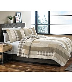 Eddie Bauer® Saddle Fairview Mini Quilt Set