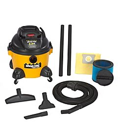 Shop-Vac Right Stuff 6 Gal. Wet/Dry Vacuum