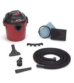 Shop-Vac Bull Dog Portable 4 Gal. Wet/Dry Vacuum