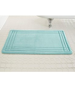 Pacific Coast® Geoplex Memory Foam Bath Mat