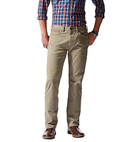 Dockers Men's 5-Pocket Straight Fit Pants