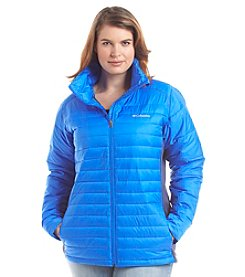 Columbia Plus Size Powder Pillow™ Hybrid Jacket