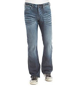 Buffalo by David Bitton Men's King-X Distress Jeans