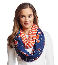 ZooZatZ™ NCAA® Illinois Fighting Illini Women's Pride Infinity Scarf