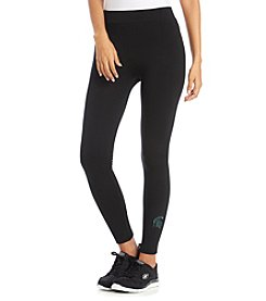 ZooZatZ™ NCAA® Michigan State Spartans Women's Fleece-Lined Leggings