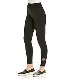 ZooZatZ™ NCAA® Montana Grizzlies Women's Fleece-Lined Leggings