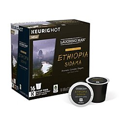 Keurig® Laughing Man® Ethiopia Sidama Light Roast Coffee 16-Pk. K-Cup