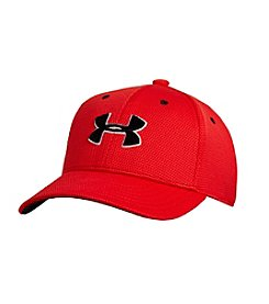 Under Armour® Boys' Blitzing II Stretch Fit Cap