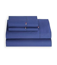 Tommy Hilfiger® Signature Solid 200-Thread Count 4-pc. heet Set