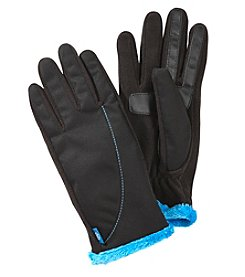 Isotoner® Women's Signature SmartTouch® Softshell Gloves