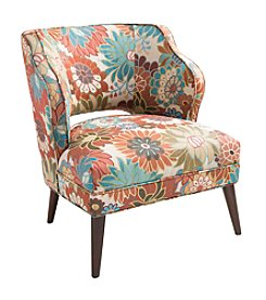Madison Park™ Cody Armless Floral Accent Chair
