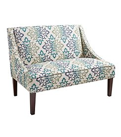 Madison Park™ Avalon Scroll Floral Loveseat Settee