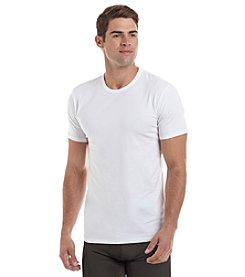 Calvin Klein Men's 2-Pack Cotton Stretch Short Sleeve Crew Tee