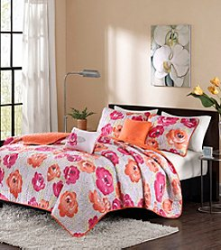 Intelligent Design Cinna 5-pc. Coverlet Set