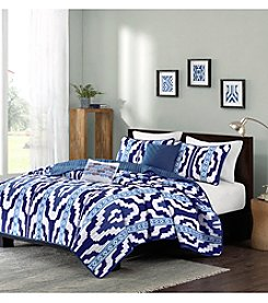 Intelligent Design Nokomis 5-pc. Coverlet Set