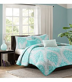 Intelligent Design Senna 5-pc. Coverlet Set