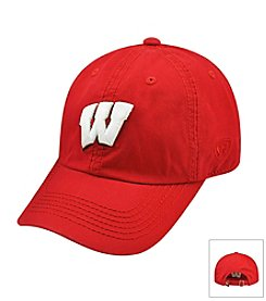 NCAA® Wisconsin Men's Adjustable Slouch Hat