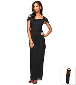 Alex Evenings® Side Wrap Dress