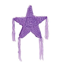 Purple Star Piñata
