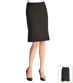Tahari ASL® Knife Pleat Skirt
