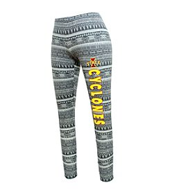 College Concepts NCAA® Iowa State Cyclones Women's Comeback Patterned Leggings