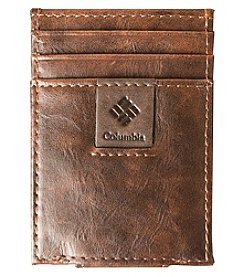 Columbia Men's RFID Magnetic Clip Card Case