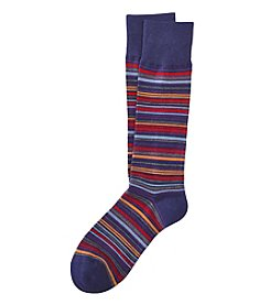 Kenneth Roberts Platinum® Men's Multi Stripe Dress Socks