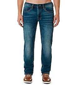 Buffalo by David Bitton Men's Driven-X Straight Leg Jeans