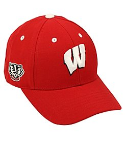 NCAA® Wisconsin Men's Triple Threat Adjustable Cap