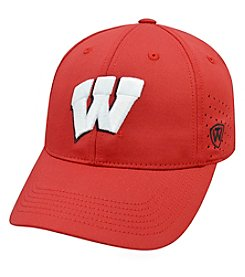NCAA® Wisconsin Men's Poly-Mesh Hat