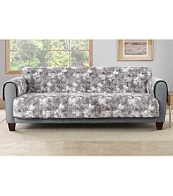 Sure Fit® Faux Fur Reversible Loveseat or Sofa Slipcover