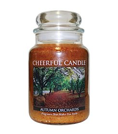 A Cheerful Giver Autumn Orchards Candle