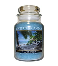 A Cheerful Giver Island Breeze Candle
