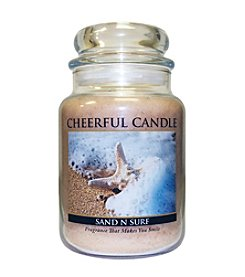 A Cheerful Giver Sand N' Surf Candle