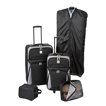 5-Pc. Relativity Expandable Luggage Set