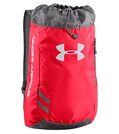 Under Armour® Trance Red Sackpack