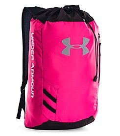 Under Armour® Trance Tropic Pink Sackpack