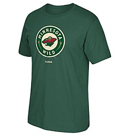 NHL® Minnesota Wild Men's Jersey Crest Short Sleeve Tee