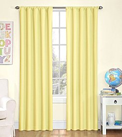 eclipse™ Kids Microfiber Blackout Window Curtain