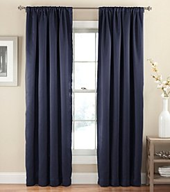 eclipse™ Tricia Rod Pocket Thermaback Blackout Window Curtain