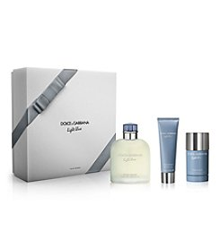 Dolce&Gabbana Light Blue Pour Homme Gift Set (A $153 Value)